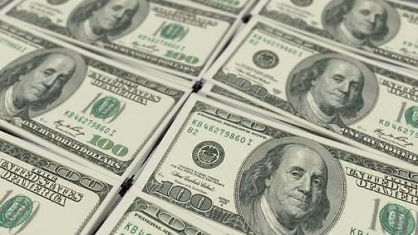 Наличный курс валют 31 августа в Украине