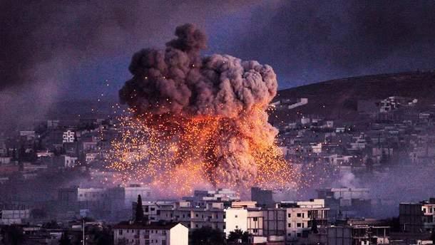 Правительство Башара Асада и Россия готовят массированное наступление на сирийский Идлиб