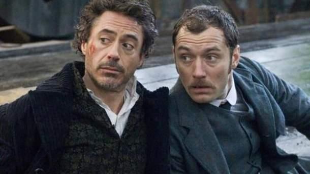 """""""Шерлок Холмс 3"""": про що буде фільм"""