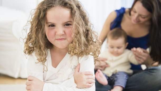 Як уникнути ревнощів між дітьми