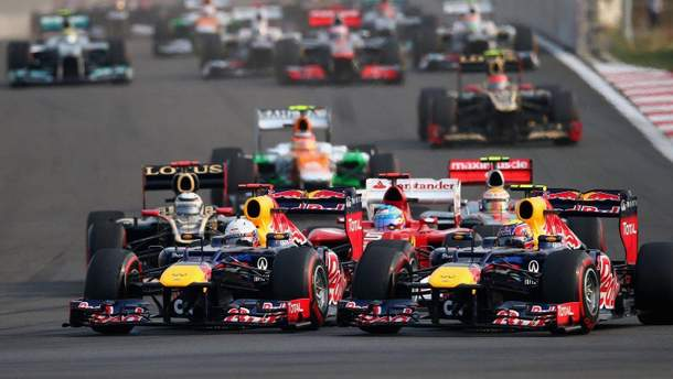 Календар Формули-1 на 2019 рік
