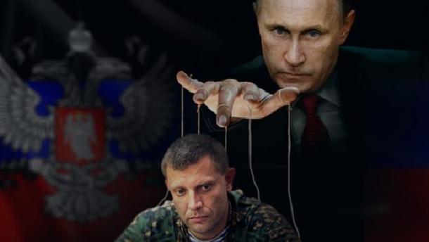 Путін висловив співчуття у зв'язку зі смертю Захарченка