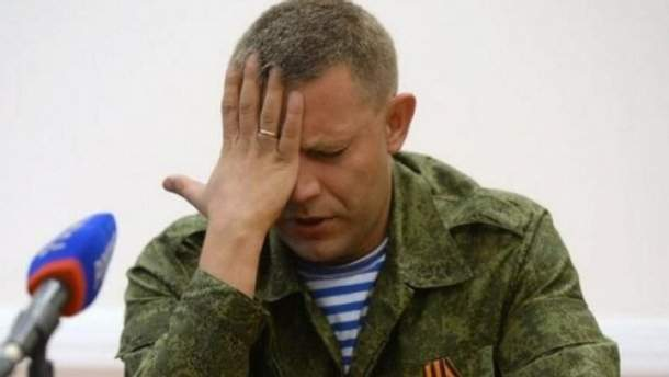 Вбивство Захарченка у Донецьку 31 серпня