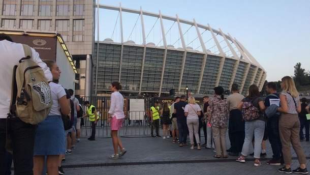 Концерт Imagine Dragons в Киеве