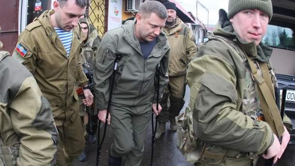 В убийстве Захарченко подозревают человека из его окружения