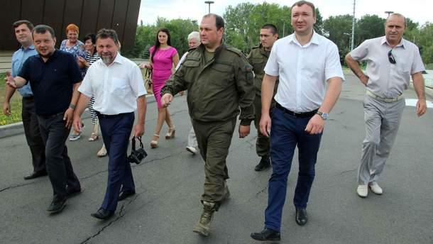 Преемник Захарченко Дмитрий Трапезников: чем он отличился на Донбассе