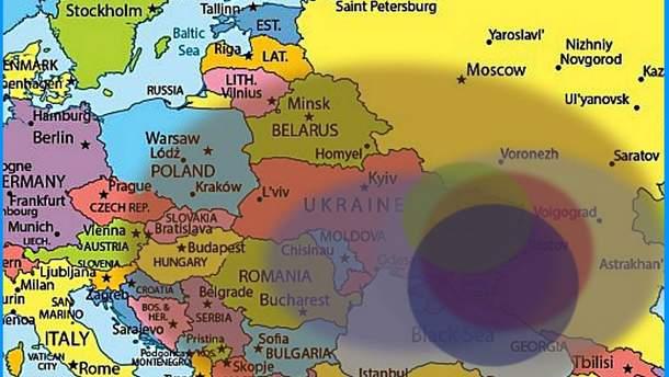 Экологическая катастрофа на оккупированном Донбассе угрожает Европе