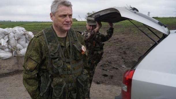 """""""Голова ради міністрів """"ЛНР"""" Сергій Козлов"""