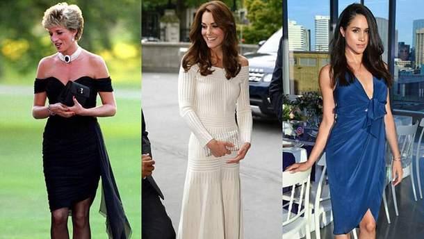 Кто из представительниц королевской семьи надевал мини-платья