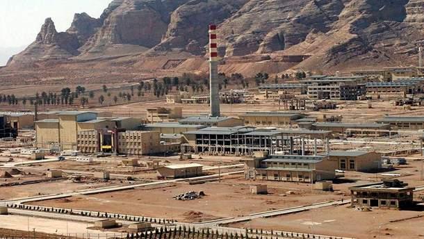 Ракетний завод Парчин в Ірані