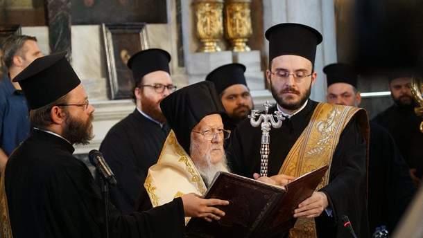В Стамбуле начался собор, на котором решат, предоставлять ли Украине Томос