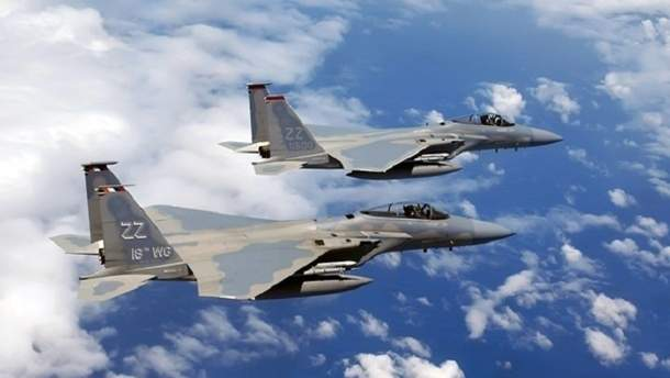 Японія підняла в небо свої винищувачі через російські літаки