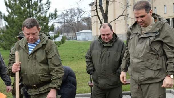 "Тимофеев- ""Ташкент"" пришел на прощание со своим давним другом Захарченко"