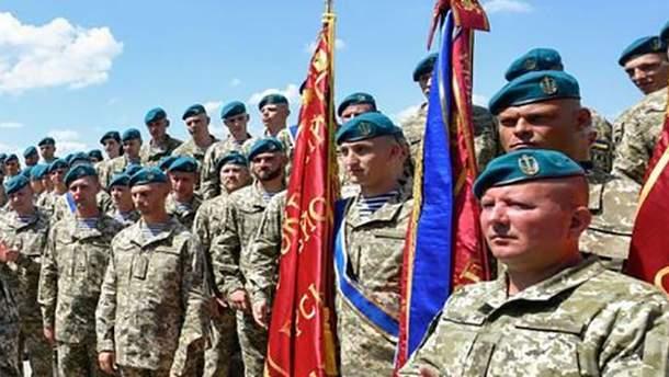 В ВСУ создадут новую бригаду морской пехоты