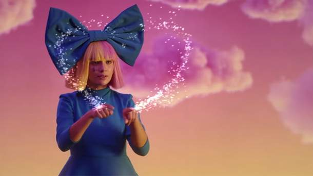 Казковий кліп співчаки Sia зірвав мережу