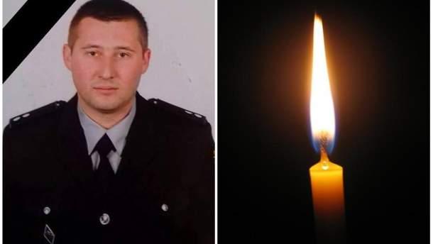 На Донбассе умер военный Ярослав Биланинец