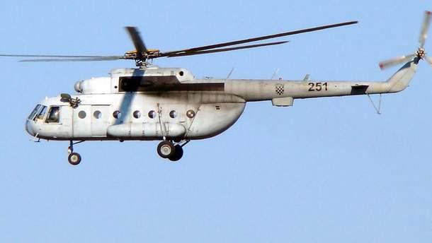 Гелікоптер MI-8 MTV, що належить авіакомпанії з Молдови упав в Афганістані: могли загинути українці