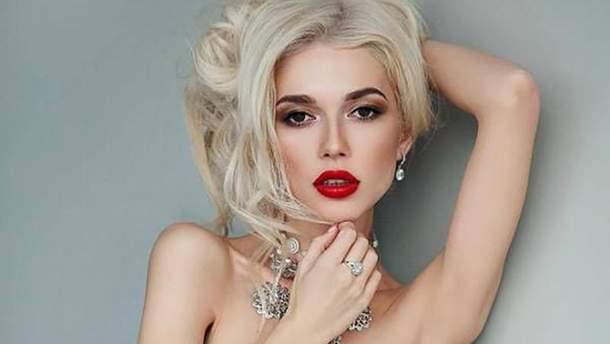 """Еріка Герцег – учасниця гурту """"ВІА Гра"""""""