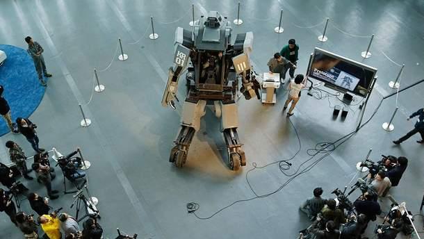 Роботизированное оружие