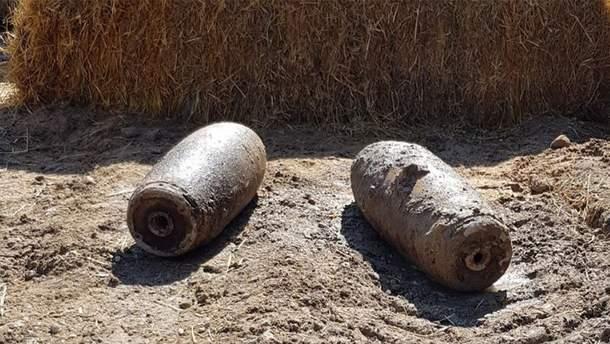 На северо-западе Франции обезвредили две бомбы