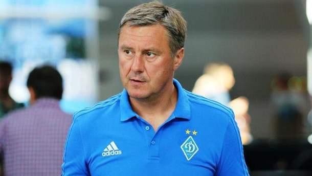 """Я для себе прийняв рішення, – тренер """"Динамо"""" Хацкевич натякнув, що йде у відставку"""