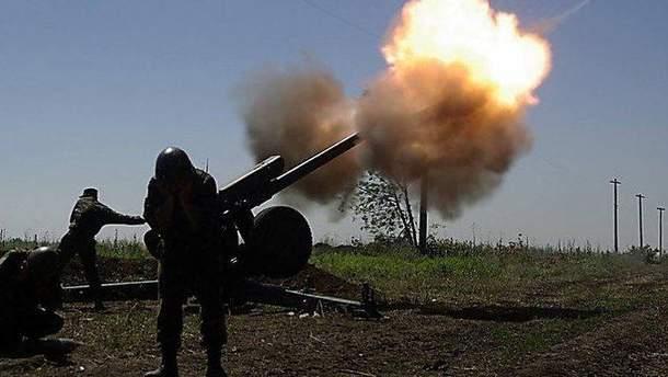 На Донбасі вісім бійців ЗСУ отримали поранення