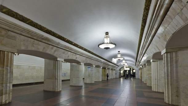 """Станция """"Курская"""""""