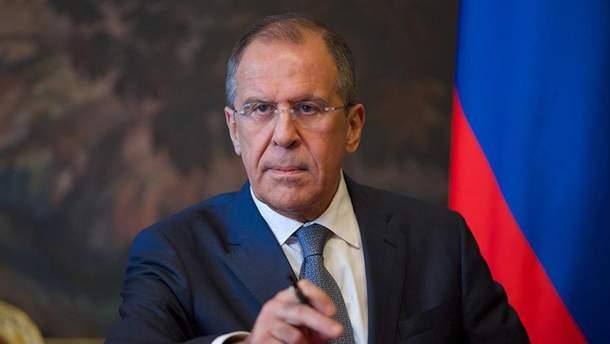 Лавров назвал способ урегулирования сиуации на Донбассе