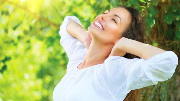 5 ознак того, що організм абсолютно здоровий
