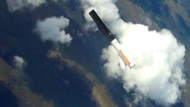 Skyrora протестувала першу українсько-британську комерційну ракету