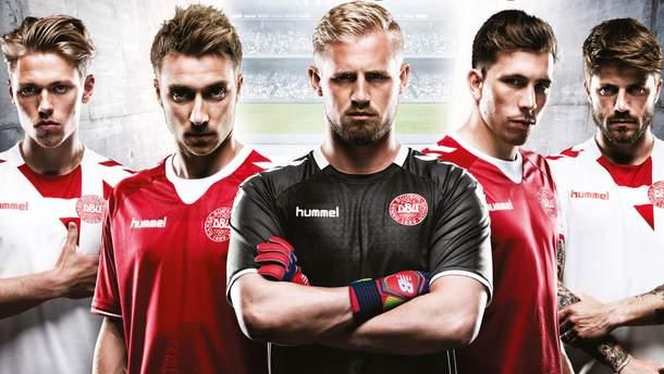 Збірна Данії з футболу