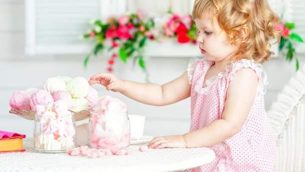 Сладости можно давать детям