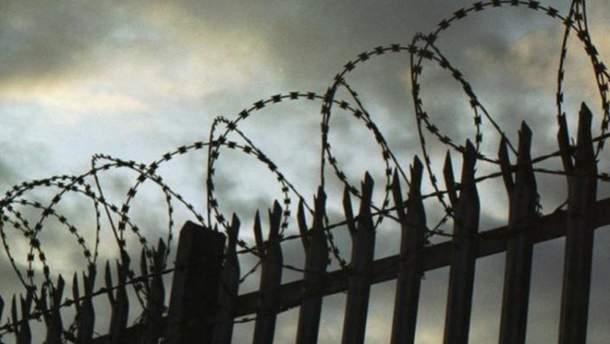 В ізоляторі Мелітополя в'язні намагались влаштувати бунт