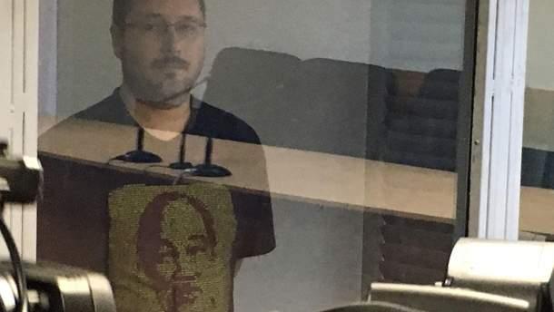 Экс-переводчика Гройсмана Ежова оставили под стражей еще на два месяца