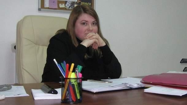 СБУ засекретила інформацію про замовників нападу на херсонську активістку Гандзюк