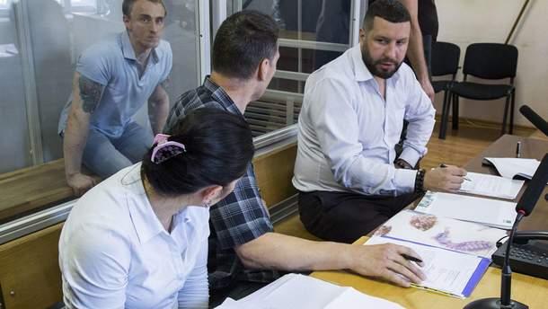 Обвиняемый по делу об убийстве Веремия Сергей Чемес пошел на сделку со следствием