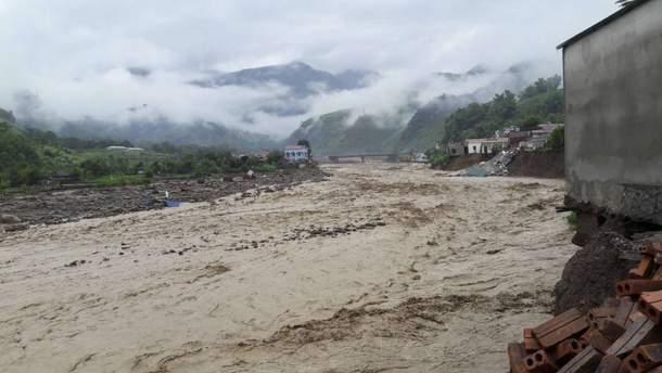 Жертвами наводнения стали 13 человек