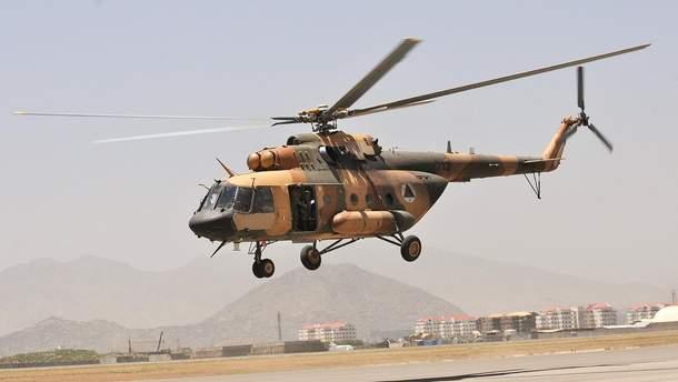 Що відомо про падіння гелікоптера з українцями в Афганістані