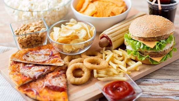 Как вредная еда влияет на мозг