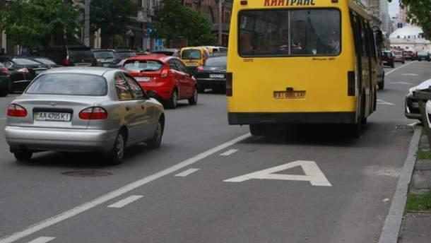 У Києві помер пасажир після конфлікту в маршрутці