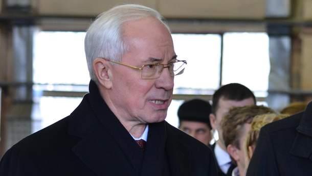 ГПУ получила разрешение на заочное расследование в отношении Азарова