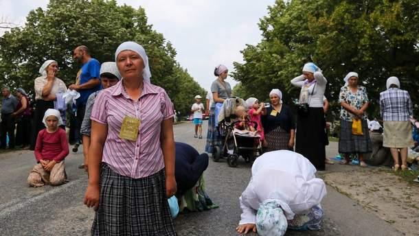 Московська церква організовуватиме хресні походи на Київ?