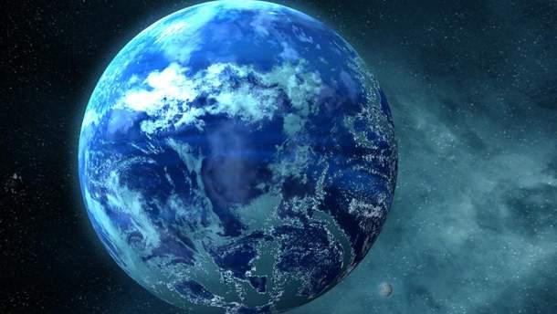 Водные миры могут быть пригодными для жизни людей