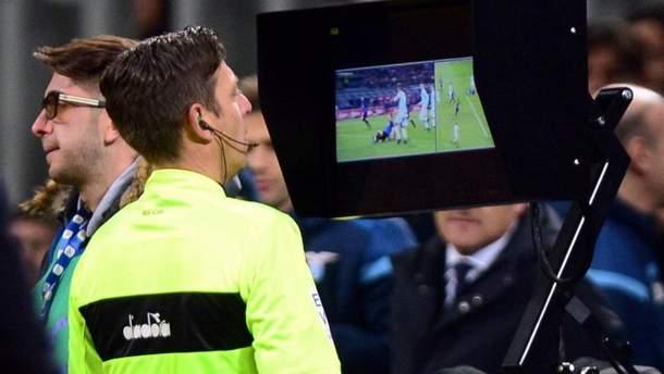 Cистема відеоповторів VAR