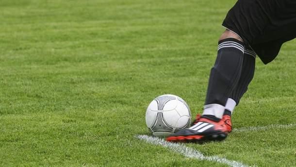 13-річний голкіпер помер після зіткнення з суперником