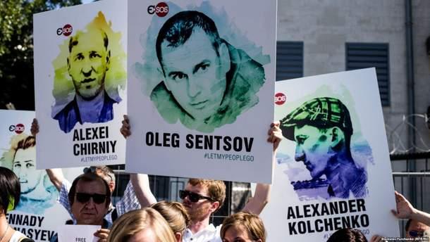 Россияне хотят обменять своих политзаключенных на украинских