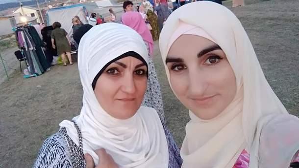 В оккупированном Крыму российские силовики похитили мать крымскотатарского активиста