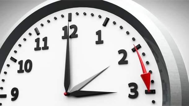 Украина может отменить перевод часов