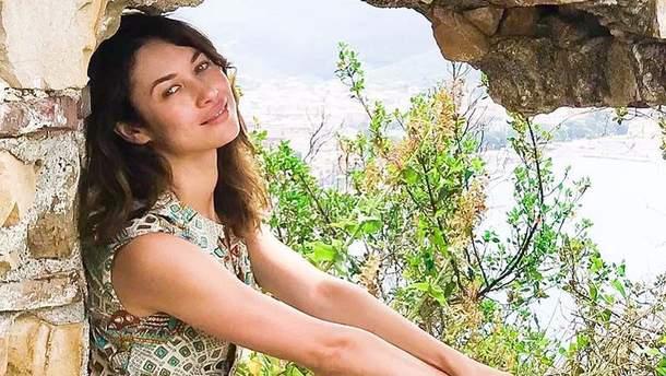 «Прекрасные каникулы»: голливудская звезда из Украинского государства искупалась вАзовском море