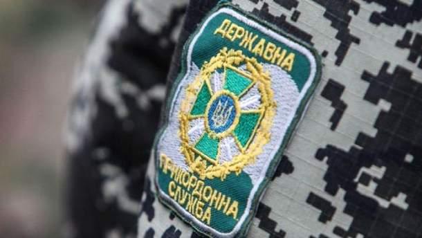 Украинским пограничникам на границе с Крымом выдали спецзащиту в связи с ситуацией в Армянске